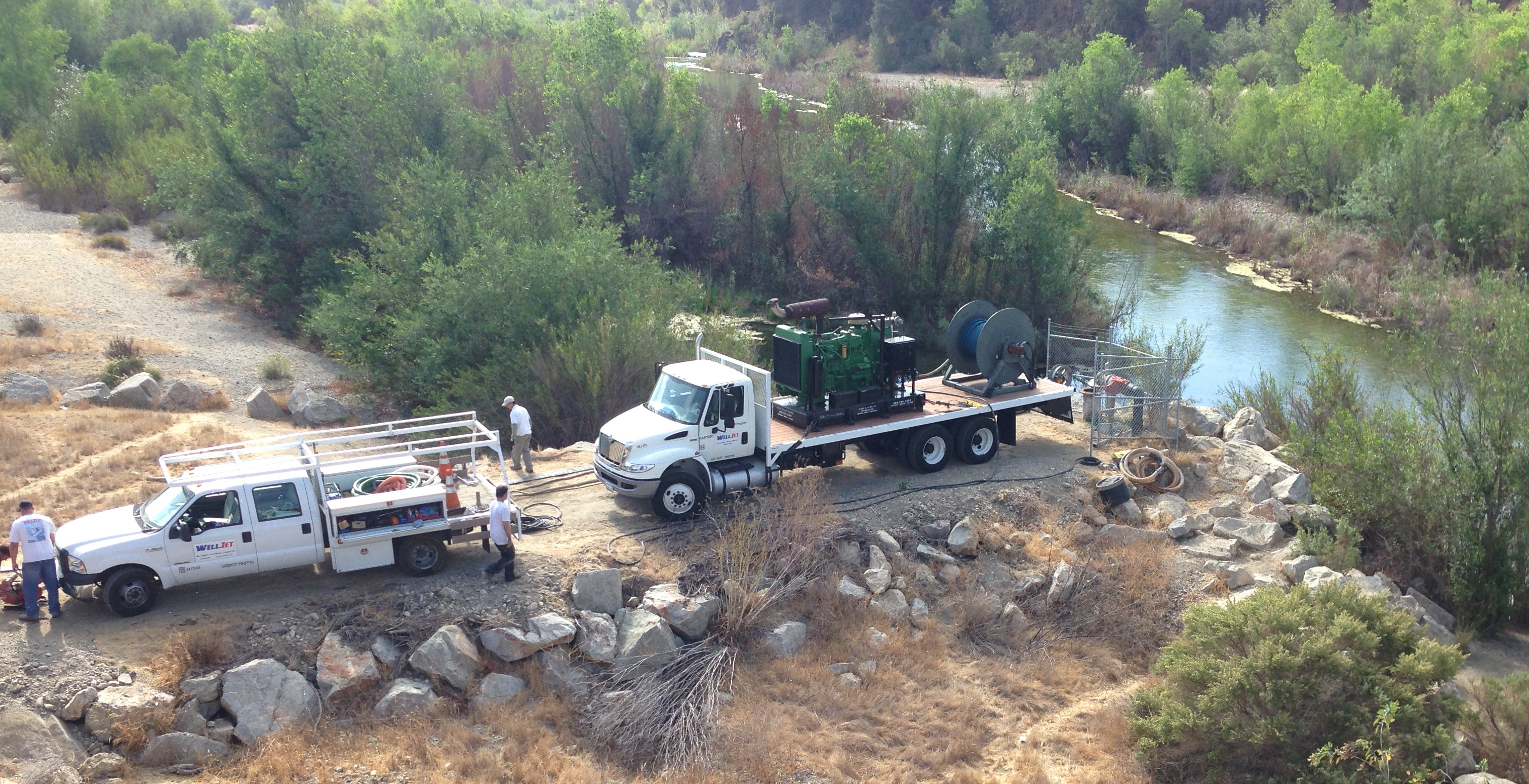 River Well Rehab